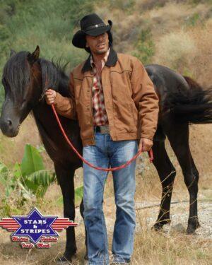 Jacke von Stars & Stripes Range Rider